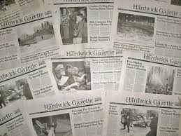 news publisher giving away his newspaper in an essay contest  ny  the hardwick gazette is holding an essay contest — and the winner gets the paper and