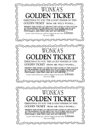 doc print your own tickets template 17 best ideas about 17 best ideas about golden ticket template print your own tickets template