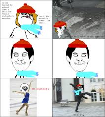 Meme Comic - Ice skating via Relatably.com