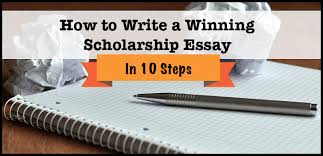 scholessayfeat png Student Tutor How to Write a Winning Scholarship Essay in    Steps