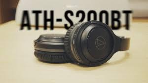 Обзор <b>Audio</b>-<b>Technica ATH</b>-S200BT | 40 часов музыки меньше ...