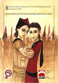 8 de Marzo, Día Internacional de la Mujer Trabajadora: Actos y convocatorias