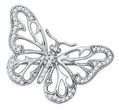 <b>SOKOLOV Брошь</b> - <b>бабочка</b> 94040027 — купить по выгодной ...