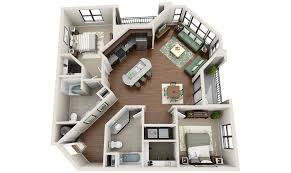 make your floor plans pop awesome 3d floor plans