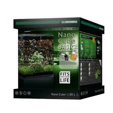 Купить <b>Аквариум Dennerle NanoCube Basis</b> Style Led 30 литров в ...