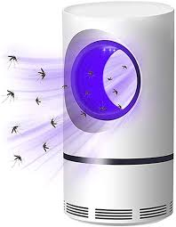 CHAKWAN Mini <b>Mosquito</b> Killer Light <b>LED Insect</b> Trap Plug-in USB ...