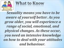 gender and sexuality power point presentation