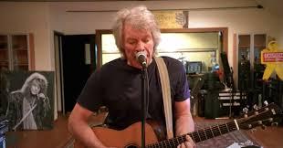 Jon <b>Bon Jovi</b> Jersey4Jersey Performance [WATCH]