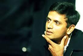 Rahul Dravid   that dude from the 90s. - rahul-dravid