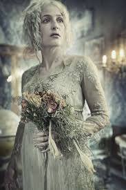 best ideas about great expectations great giilian anderson as miss havisham in the new bbc great expectations it grabbed