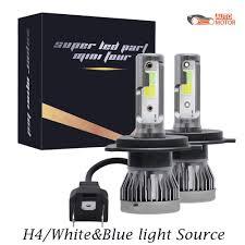 AUTO MOTOR <b>1Pair</b>/Set mini <b>Dual Color</b> 90W 12000LM HB2/H4 ...