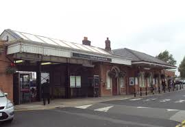 Stratford-upon-Avon railway station