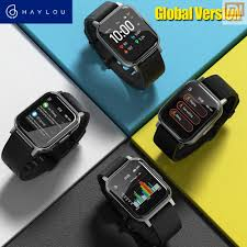 (original)<b>New Global Version Haylou</b> LS02 Smart Watch 2 1.4 ...