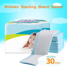Hot Price #4d12 - 45*32cm Baby <b>Disposable</b> Diaper Waterproof ...