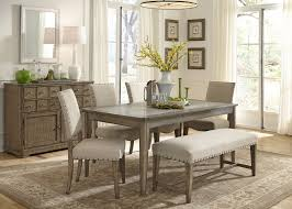 Traditional Dining Room Chairs Country Dining Room Sets Liberty Furniture Low Country Bronze 6