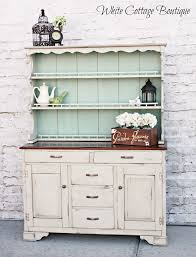 ideas china hutch decor pinterest: i want a hutch like this for my purses place larger bags on the shelves wallets in the long drawers and hang clutches from the side