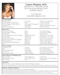 actor resume samples doc mittnastaliv tk actor resume samples