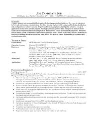 resume format for system administrator system administrator admin kronos systems administrator resume