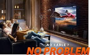 GESOBYTE Amplified HD Digital TV Antenna Long ... - Amazon.com
