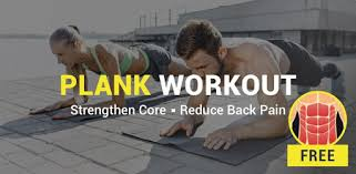 Plank <b>Workout</b> at Home - 30 Days Plank Challenge - Apps on ...