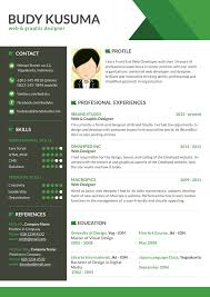 resume template creative online cv for web graphic designer 87 charming how to design a resume template