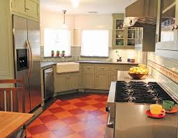 kitchen floor tiles farout incredible ideas the best flooring choices for old house kitchens old house