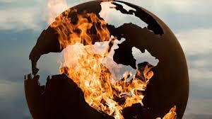 Resultado de imagen de amenaza mundial  en llamas