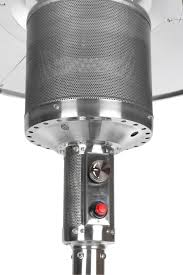 output stainless patio heater: view larger eba  db b eecd view larger