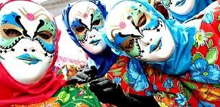 carnaval de bezerros com papangus