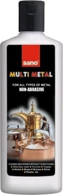 <b>Средство</b> для чистки металла <b>Sano Multi Metal</b> Cleaner, 270 мл ...