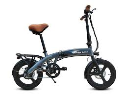 Bagi Bike B16 <b>Folding Electric Bicycle</b>