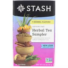 Stash <b>Tea</b> Herbal 9 Flavors