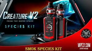 Стартовый набор <b>Smok Species Kit</b> – с сенсорным экраном ...