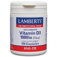 Vitamin D | Vitamins | Lamberts Healthcare