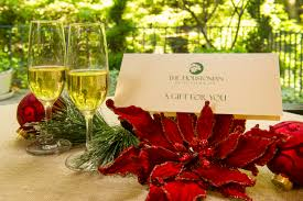 stay play and dine together houstonian holiday gift certificates just for us weekendgift certificate from the houstonian