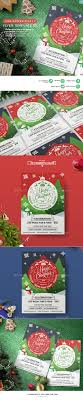 christmas party flyer template by wutip graphicriver christmas party flyer template 02 holidays events
