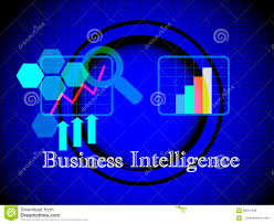 concept of business intelligence dashboard stock illustration concept of business intelligence dashboard