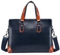 Busness <b>Style High Grade</b> Genuine Leather Handbag Messenger ...