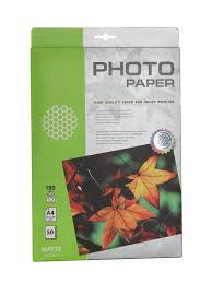 <b>Фотобумага Cactus CS MA619025 A6</b> 190g m2 25 листов White ...