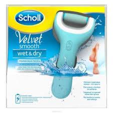 <b>Электрическая роликовая пилка</b> Scholl Velvet Smooth Wet&Dry <b>с</b> ...