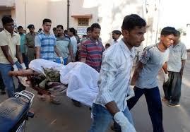 India persecución de cristianos