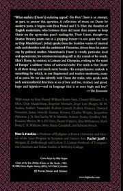 com the poets dante twentieth century responses com the poets dante twentieth century responses 9780374528409 peter hawkins rachel jacoff books