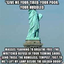 Statue of Liberty | Meme Generator via Relatably.com