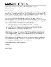 best product manager cover letter examples livecareer marketing gallery of production manager cover letter examples