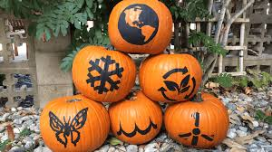 Make a NASA Climate Kids <b>Pumpkin</b>!