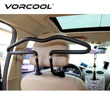 VORCOOL <b>Car Seat Hangers Auto Seat</b> Headrest Clothes Hanging ...