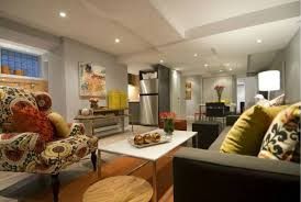 top 10 tips for making a basement feel bright bright basement work space decorating