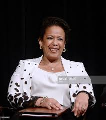 attorney general loretta lynch addresses shooting of police formal investiture ceremony held for attorney general loretta lynch