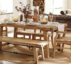 Farmhouse Dining Room Furniture My Hubby Just Built This Distressed Farmhouse Table To Complete
