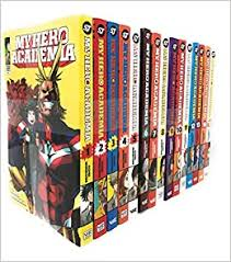 My Hero Academia Series(Vol 1-15) Collection 15 ... - Amazon.com